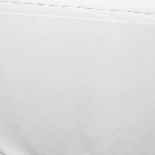 Arctic White Cotton Velvet