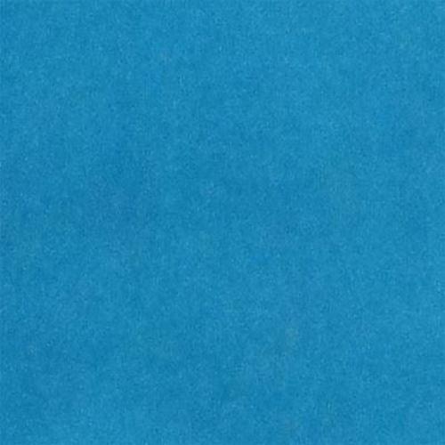 Athenian Blue Cotton Velvet