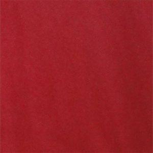 Garnet Cotton Velvet