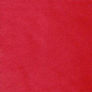 Tyrollean Red cotton velvet